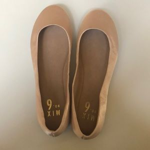 NEW Mix No. 6 Blush Silky Flats